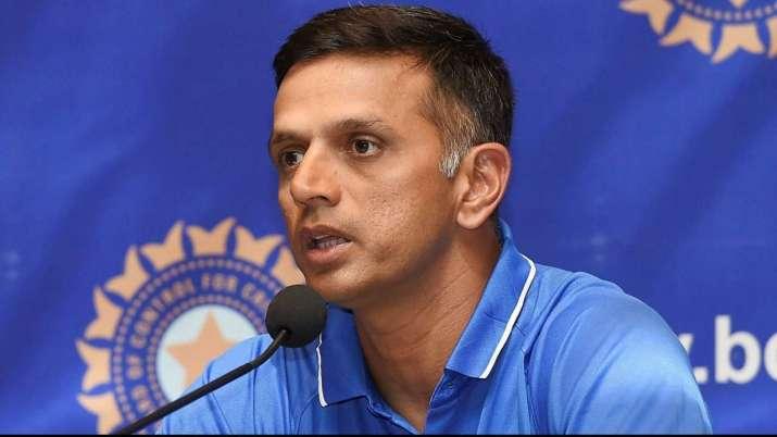 India Tv - U-19 India coach Rahul Dravid has been nominated for the Dronacharya Award