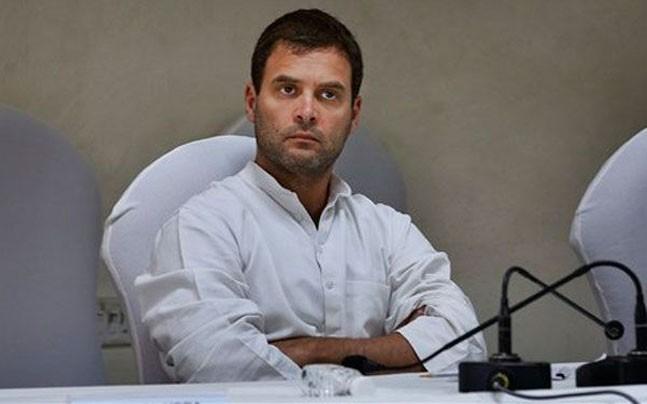 'Kathua rape a crime against humanity', Rahul Gandhi slams