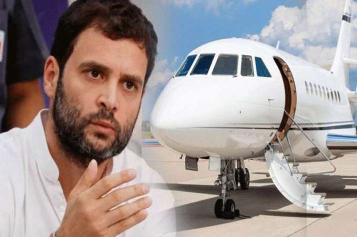 DGCA sets up panel to probe snag in aircraft carrying Rahul