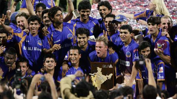 India Tv - Rajasthan Royals won the inaugural season of the IPL 2008