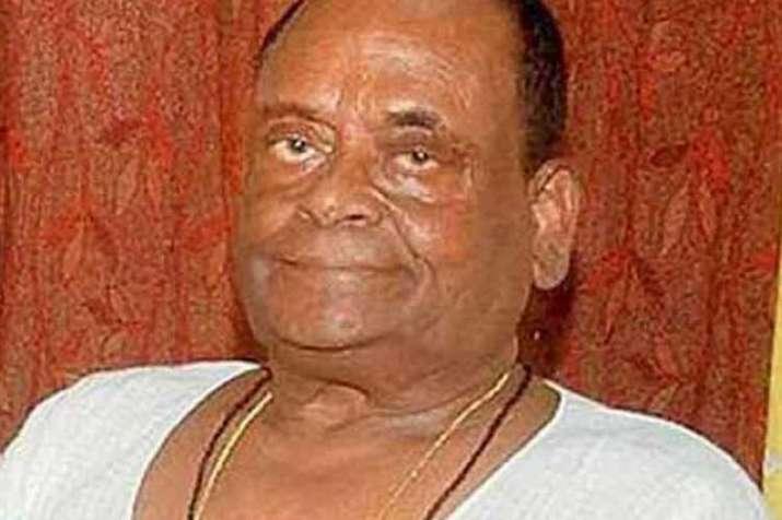 File photo of Dalit leader Ramai Ram