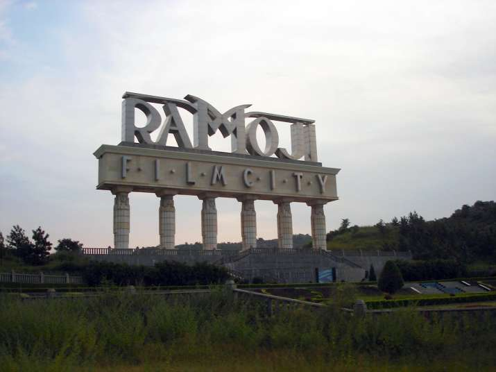 India Tv - Ramoji Film City, Hyderabad