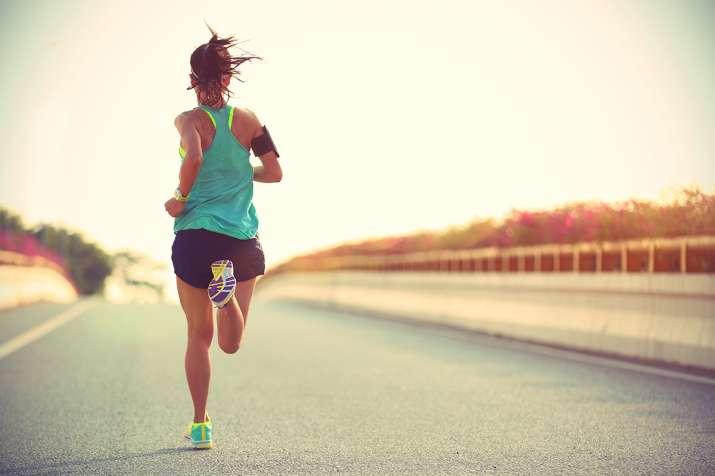 Running marathon boosts immunity