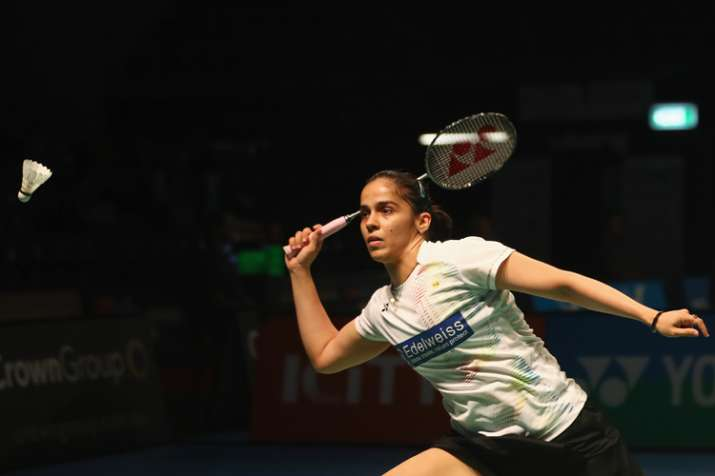 Saina Nehwal Commonwealth Games 2018