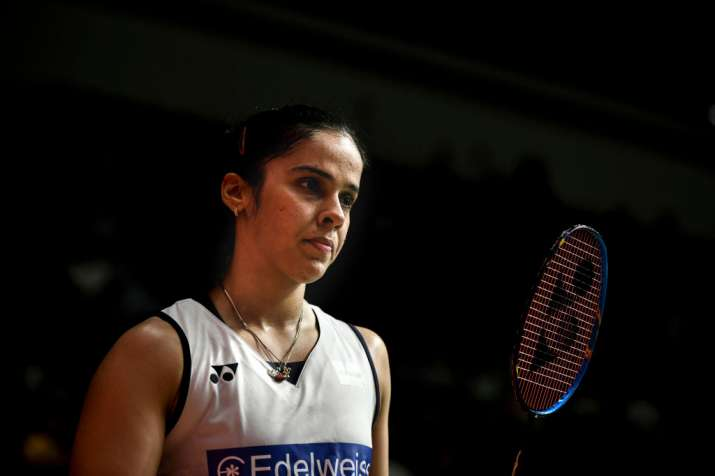 India Tv - Badminton: Saina Nehwal