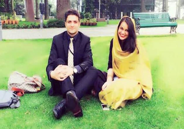 India Tv - Dabi and Athar Amir-ul-Shafi solemnised their relationship at Pahalgam Club in south Kashmir.