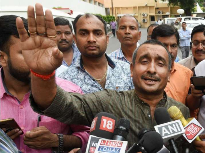 Allahabad HC directs CBI to arrest accused BJP MLA Kuldeep