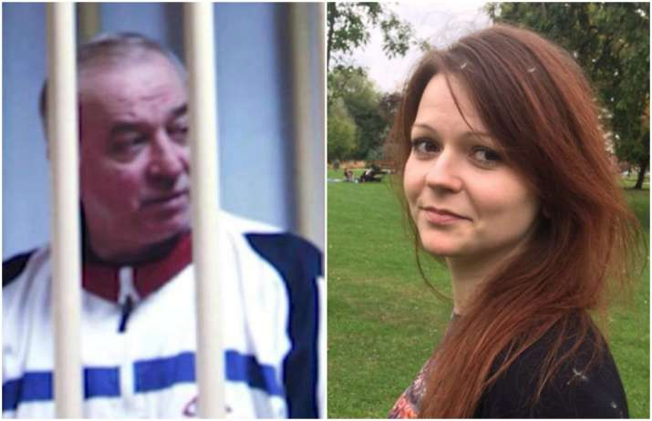 Sergei Skripal and his daughter Yulia were found in a