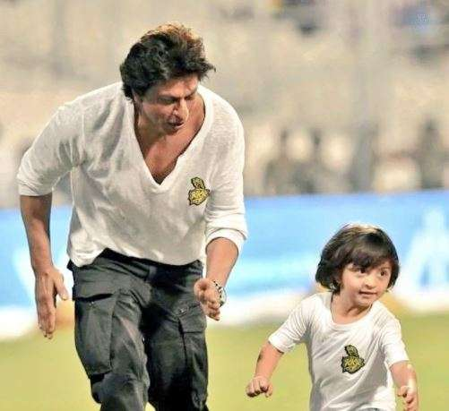India Tv - The Bollywood superstar wants AbRam to play Hockey