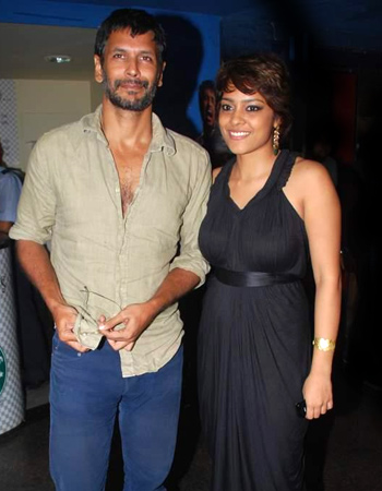 India Tv - Milind Soman and Shahana Goswami