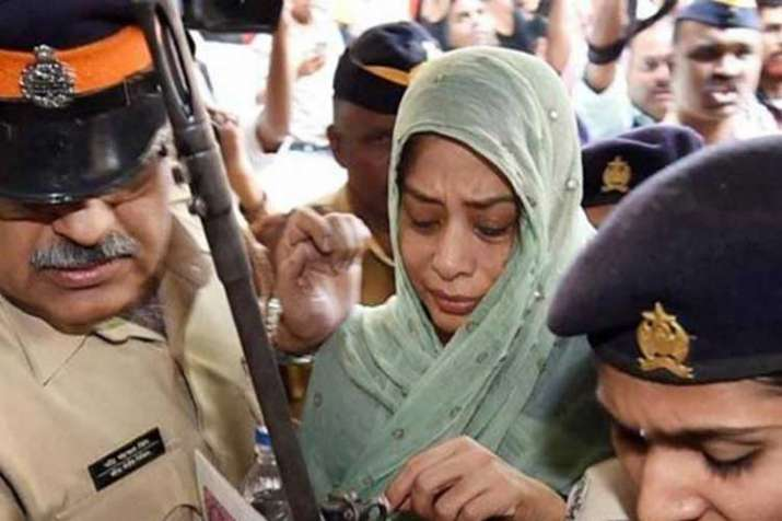 Former INX Media head Indrani Mukerjea was admitted to JJ