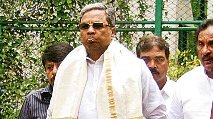 Karnataka CM Siddaramaiah is contesting Assembly elections