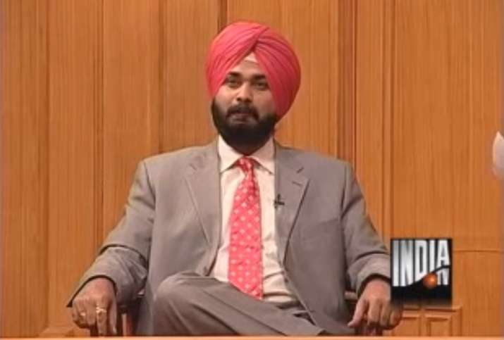 Navjot Singh Sidhu had shared his side of storyin Aap