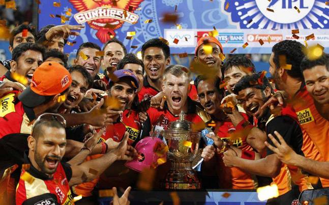 India Tv - Sunrisers Hyderabad won the IPL for the first time in 2016