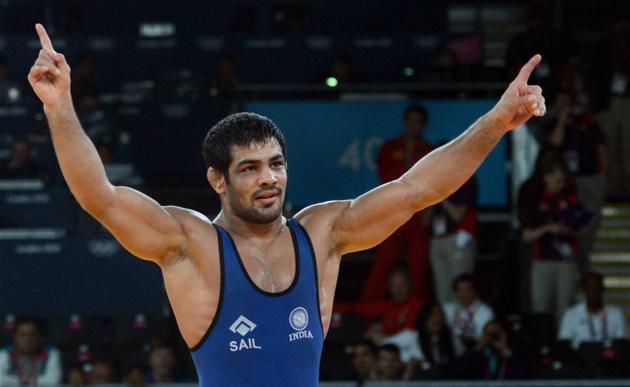 India Tv - Wrestling: Sushil Kumar