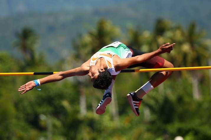 India Tv - Athletics: Tejaswin Shankar