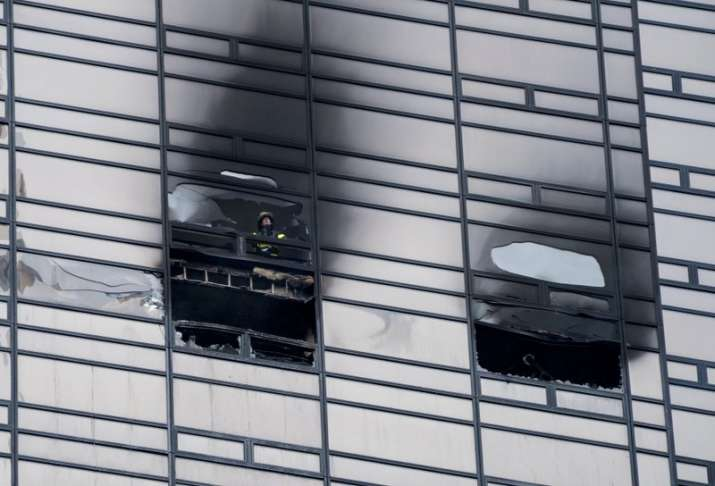 US: 1 killed, 4 injured in fire at Trump Tower in New York