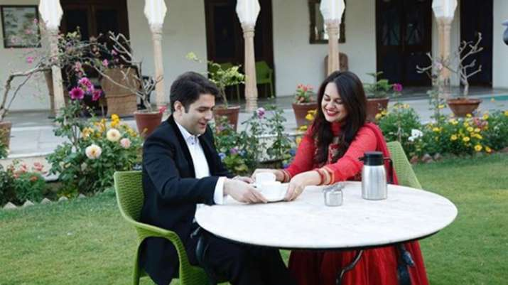 India Tv - It was love at first sight for the two IAS lovebirds. They had met at the Department of Personnel and Training (DoPT) office in Delhi during the 2016 felicitation ceremony.