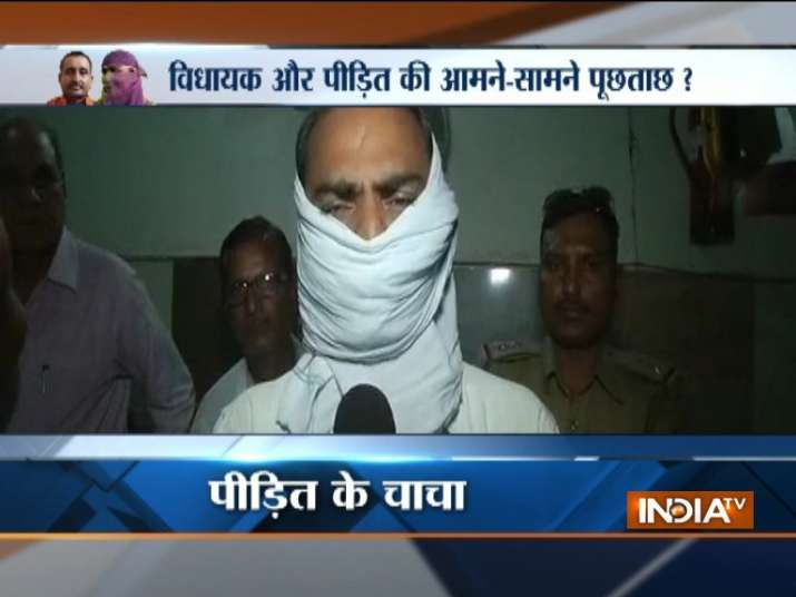 Unnao case: Accused MLA's brother threatening witnesses