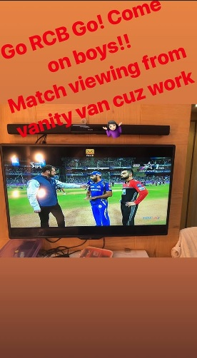 India Tv - Anushka's Instagram story