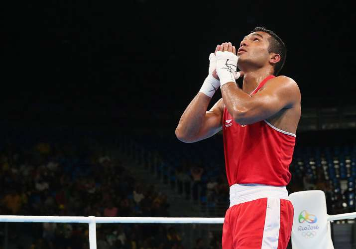 India Tv - Boxing: Vikas Krishan