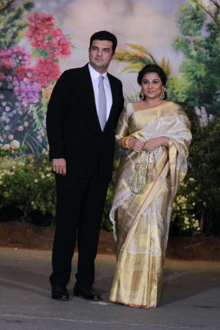 India Tv - vidya balan and sidharth roy kapur