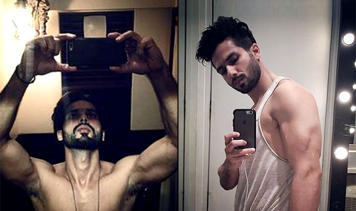 ShahidKapoor: Connect with deep inside to stay fit