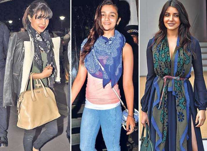 India Tv - Give your scarves a makeover while on a hearty vacation