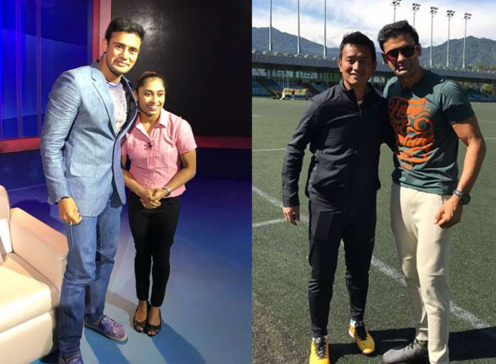 India Tv - Exclusive: Ace wrestler Sangram Singh's new talk show 'Hausalon Ki Udaan' to go on air today