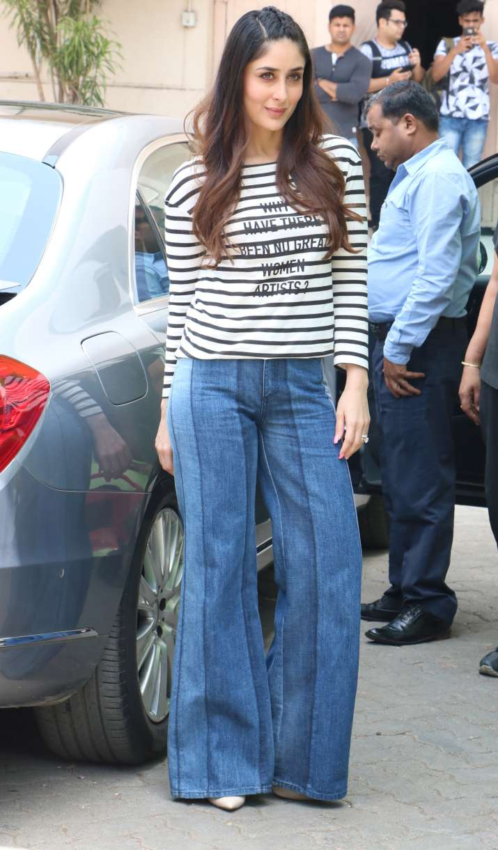 India Tv - Kareena Kapoor Khan at Veere Di Wedding promotions