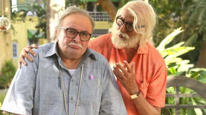 102 Not Out box-office collection: Big B, RishiKapoor's