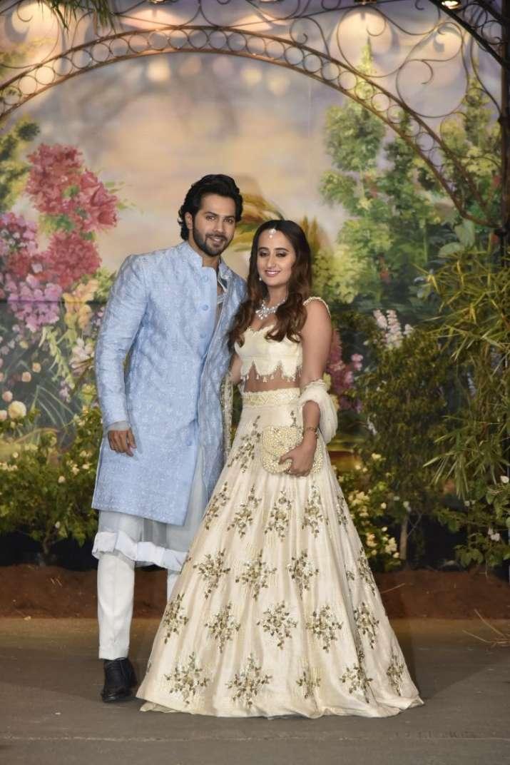 India Tv - varun and natasha