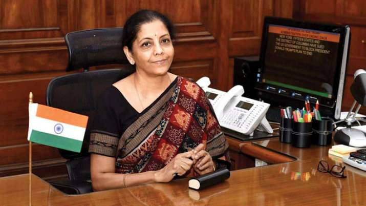 Govt planning to lay optical fibre cables in border areas: Sitharaman