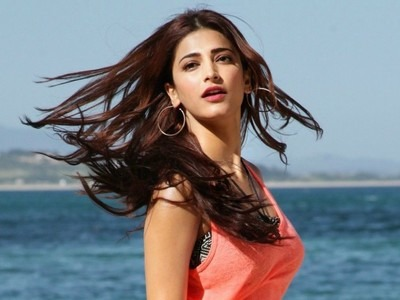 Shruti Haasan starts shooting for Mahesh Manjrekar's film