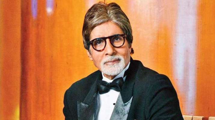 Amitabh Bachchan: I've no intention of being relevant