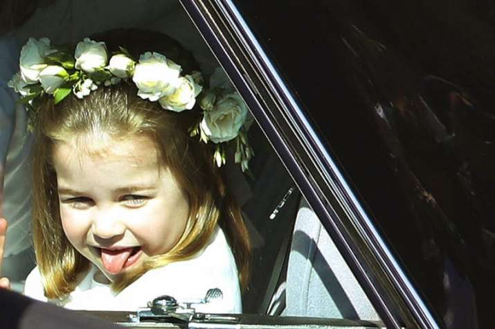 India Tv - Princess Charlotte