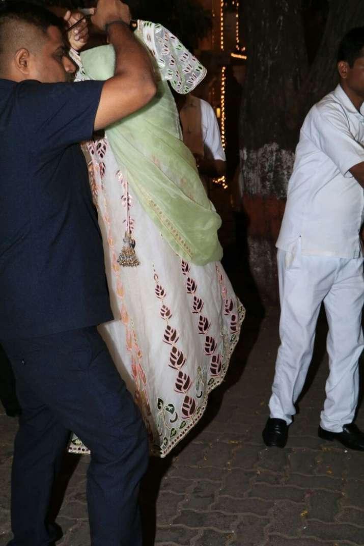 India Tv - Sonam wedding