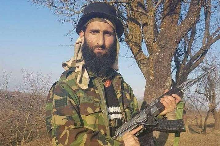 India Tv - Slain militant Adil Ahmad