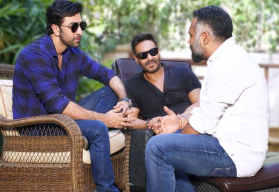Ajay Devgn, Ranbir Kapoor, Luv Ranjan