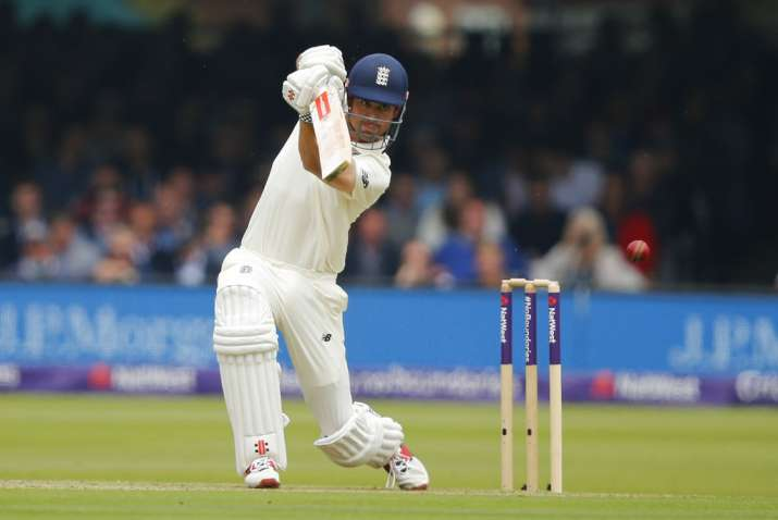 Alastair Cook equals Allan Border's Test record