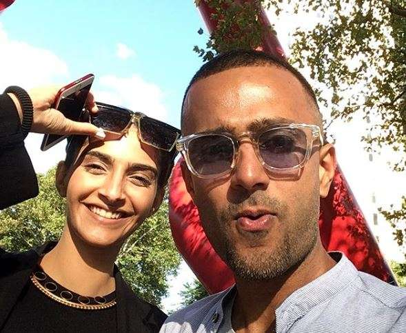 Did you know Sonam Kapoor's beau Anand Ahuja's family owns bungalow