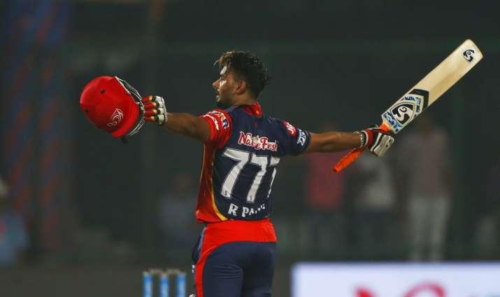Delhi Daredevils' Rishabh Pant slams maiden IPL century at Feroz ...