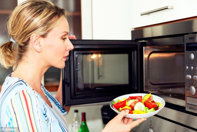 Here's why you should avoid heating food in microwave