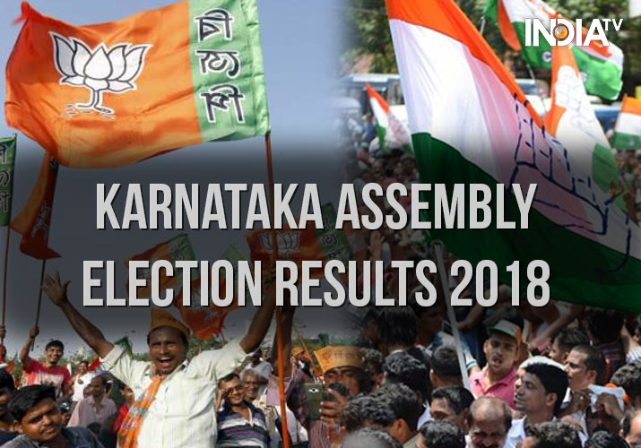 Karnataka Election Results 2018 LIVE Updates: Congress to