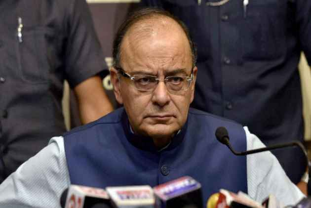 Arun Jaitley File Photo
