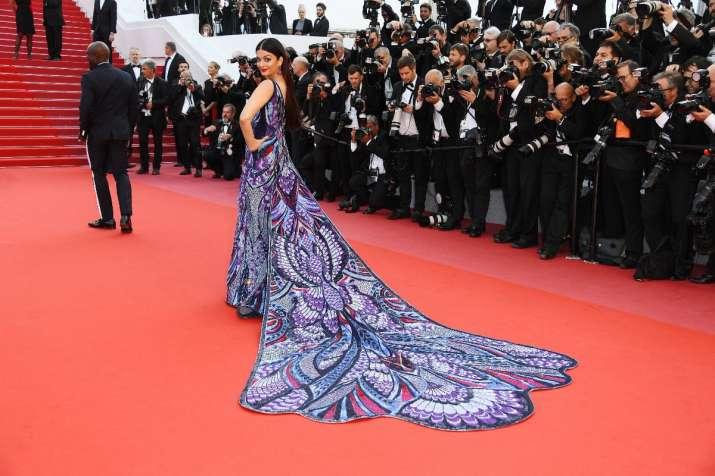 Картинки по запросу Cannes 2018: Aishwarya Rai Bachchan