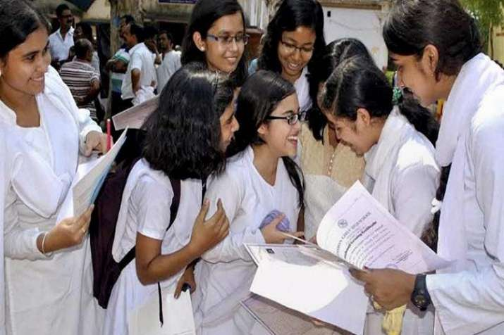 More than three lakh candidates appeared for examinations