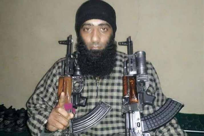 India Tv - Slain militant Molvi Bilal