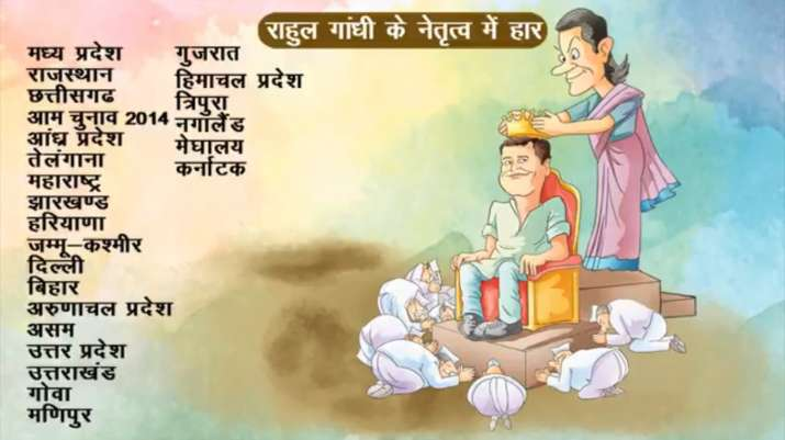 Rahul Gandhi, BJP