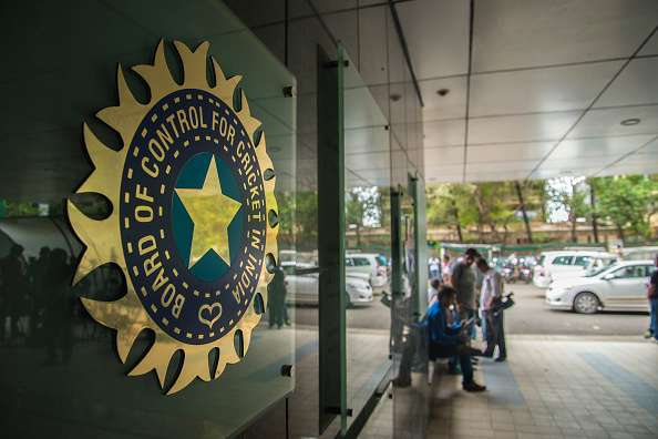 File image of BCCI headquarters
